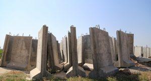 ساخت دیوار مرزی بین ایران و ترکیه توسط دولت ترکیه