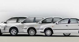 قیمت جدید محصولات ایران خودرو مرداد ۹۶