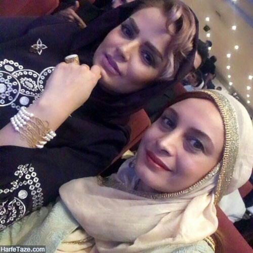 عکسهای بازیگران جشن حافظ
