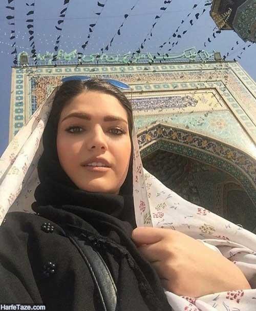 مهشید مرندی بازیگر