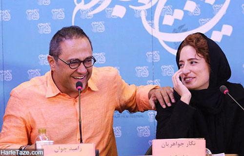 برنامه خندوانه با حضور نگار جواهریان