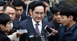 علت محکومیت و زندانی شدن رئیس شرکت سامسونگ