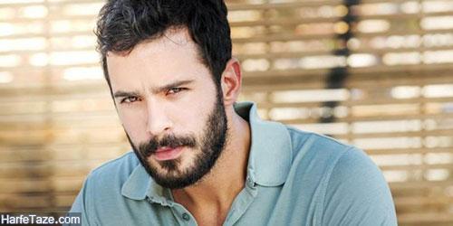 عکس زیباترین بازیگر مرد ترکیه ای