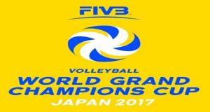برنامه مسابقات والیبال جام قهرمانان بزرگ جهان ژاپن 2017