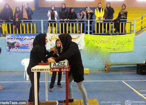 مسابقات مچ اندازی زنان