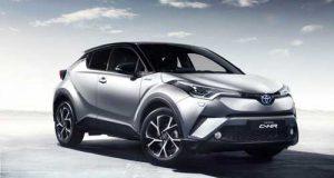 مشخصات و قیمت خودرو تویوتا C-HR مدل 2018