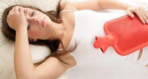 درد قاعدگی و نه راه اساسی برای کم کردن درد