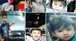 ماجرای قتل اهورا ۲ ساله توسط صیغه مادرش در رشت + تصاویر