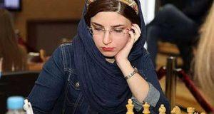 درسا درخشانی   ماجرای کشف حجاب و پیوستن به تیم شطرنج آمریکا