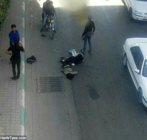 علت خودکشی دو دختر اصفهانی از پل چمران