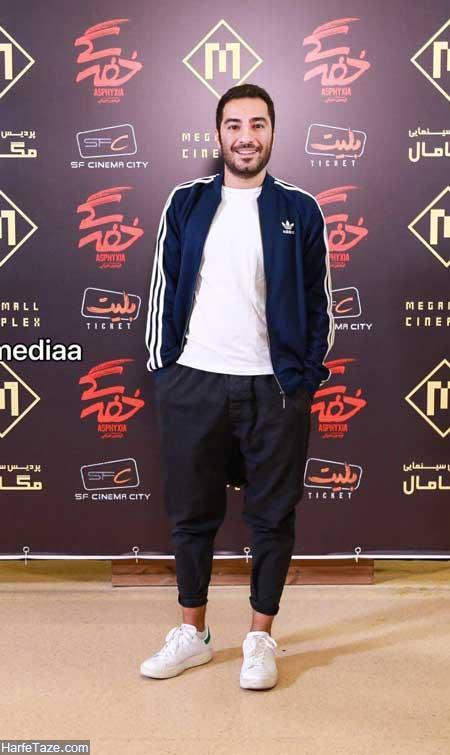 لباس های جنجالی نوید محمدزاده