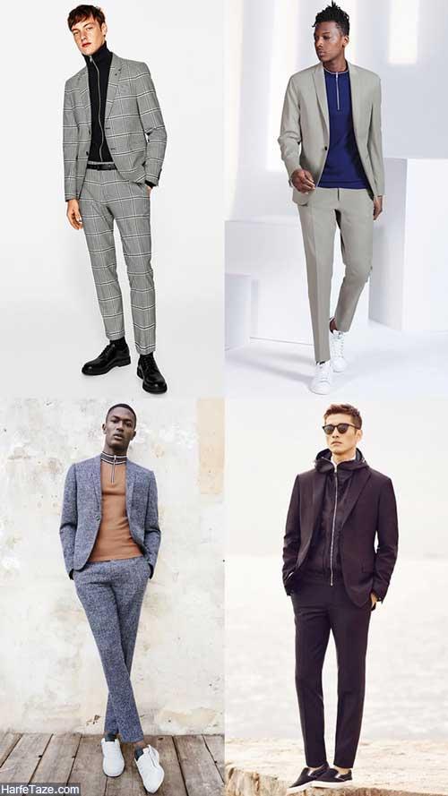 مدل لباس پاییزی مردانه