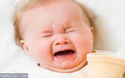جدا شدن سر نوزاد
