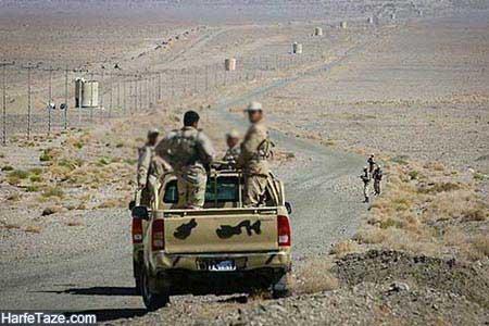 شهادت 8 سرباز