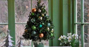 آموزش ساخت درخت کریسمس در منزل + تزیین درخت کریسمس