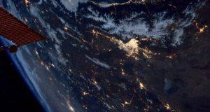 تماشای ایستگاه فضایی در آسمان شنبه ۲۵ آذر ۹۶