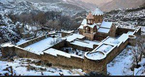 معرفی کلیسای سنت استپانوس جلفای آذربایجان شرقی