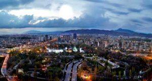 جاهای تفریحی و تاریخی شهر تبریز