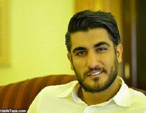 بیوگرافی شهاب مظفری خواننده پاپ و همسرش