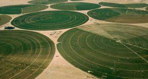 روشهای آبیاری زمینهای کشاورزی در کشورهای پیشرفته