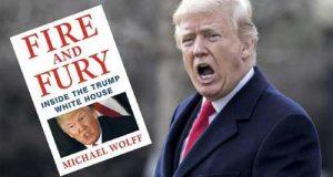 کتاب آتش و خشم ، جزئیاتی در مورد زندگی دونالد ترامپ