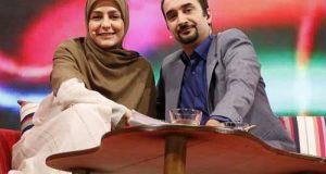 بیوگرافی و عکسهای نیما کرمی و همسرش زینب زارع