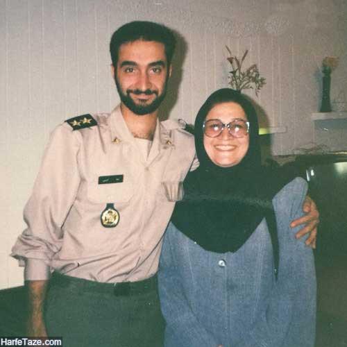 نیما کرمی و همسرش زینب زارع