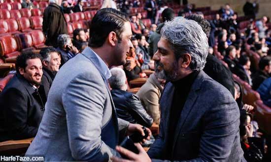 مراسم افتتاحیه جشنواره فیلم فجر