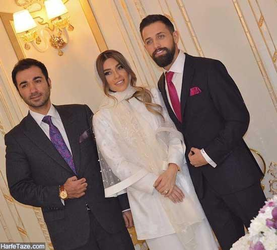 همسر محسن افشانی
