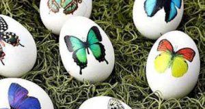 آموزش تزیین تخم مرغ رنگی برای سفره هفت سین