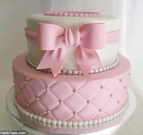 عکس مدل کیک تولد دخترانه جدید