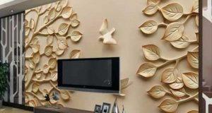 جدیدترین و شیکترین طرحهای کاغذ دیواری ۹۷