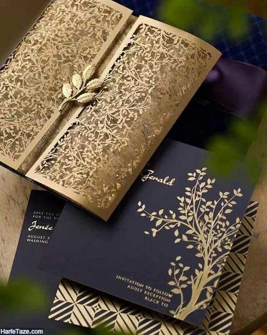 مدل کارت عروسی