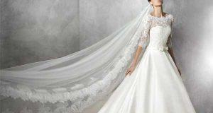 جدیدترین و زیباترین مدل لباس عروس جدید 97 - 2018