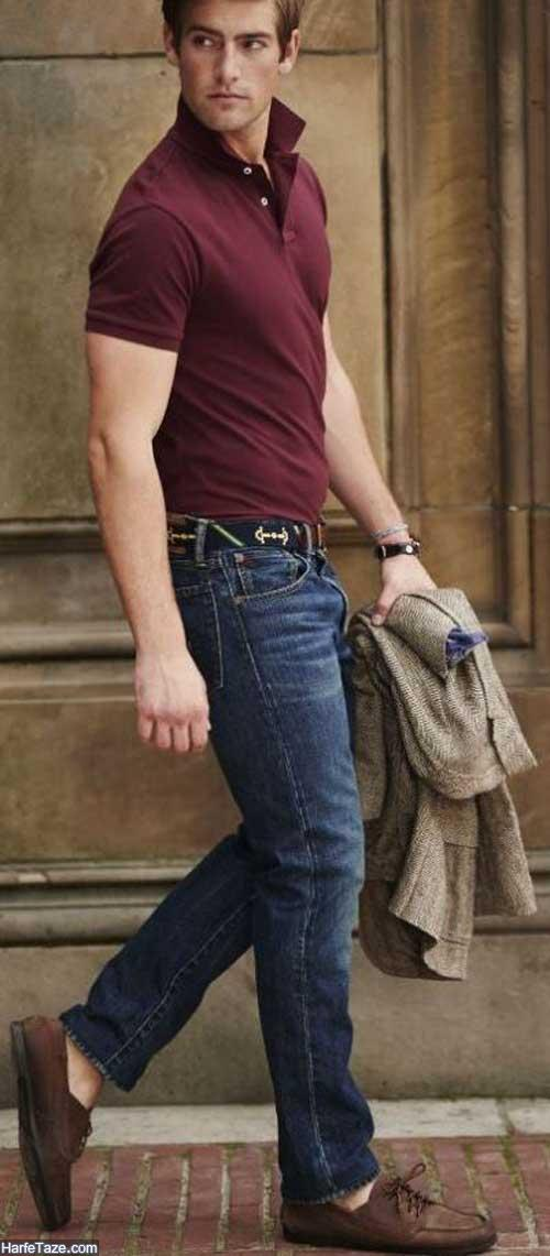 مدل ست لباس مردانه اسپرت