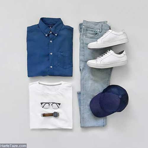 ست لباس مردانه بهاره