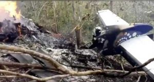 خبر سقوط هواپیمای ترکیه ای در شهرستان کیار شهرکرد