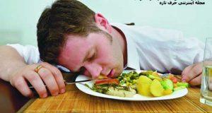 تعبیر دیدن غذا و طعام در خواب