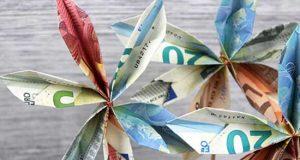 آموزش تصویری تزیین پول برای عیدی دادن در عید نوروز