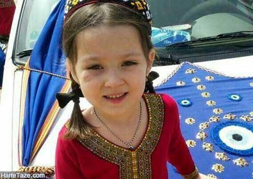 قتل دختر بچه گلستانی
