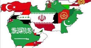 خاورمیانه کجاست؟ اسامی کشورهای خاورمیانه
