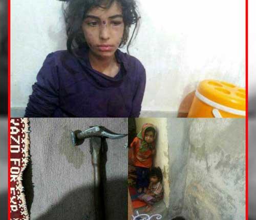 شکنجه سه کودک ماهشهری