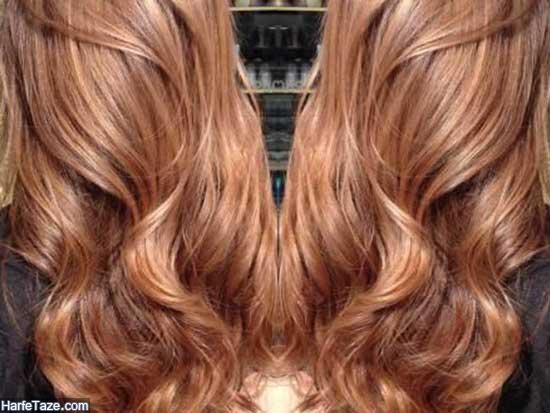 رنگ مو تابستان