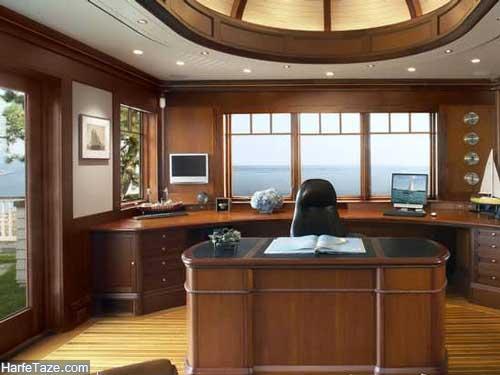 دکوراسیون دفتر کار