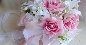 مدلهای زیبا و خاص دسته گل عروس 97