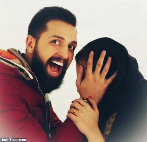 دستگیری همسر بازیگر
