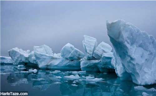 تعبیر خواب یخ