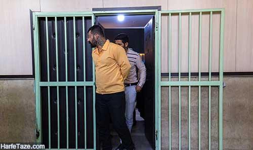 دستگیری وحید مرادی