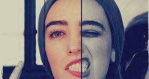 کشف حجاب فائزه علوی بازیگر برنامه خندوانه + بیوگرافی و عکس