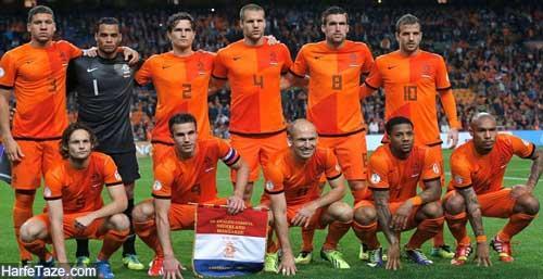 غایبان بزرگ جام جهانی